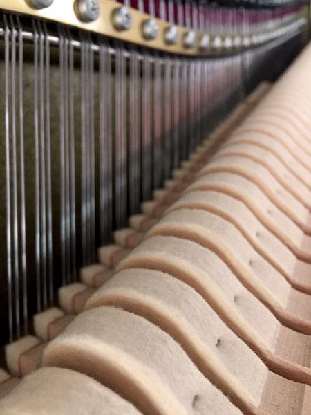 Onderhoud piano
